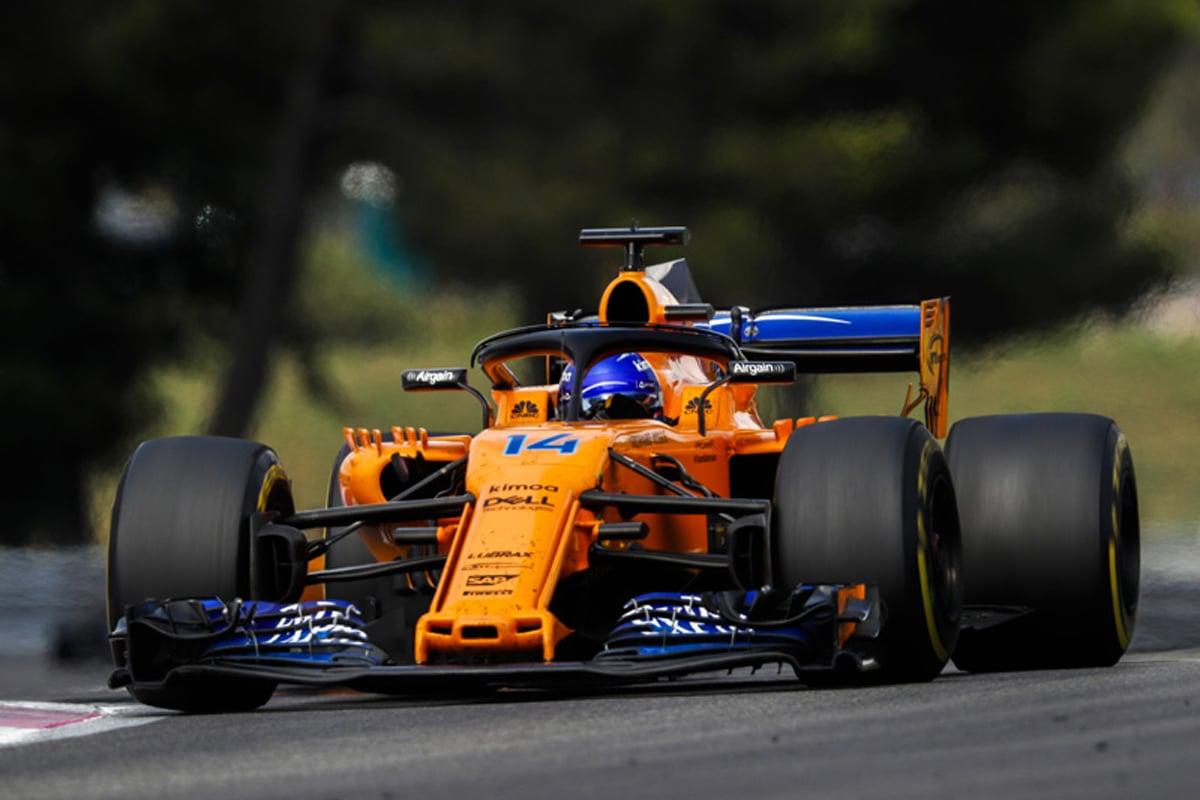マクラーレン MCL33 (2018年) | フェルナンド・アロンソ 歴代F1マシン