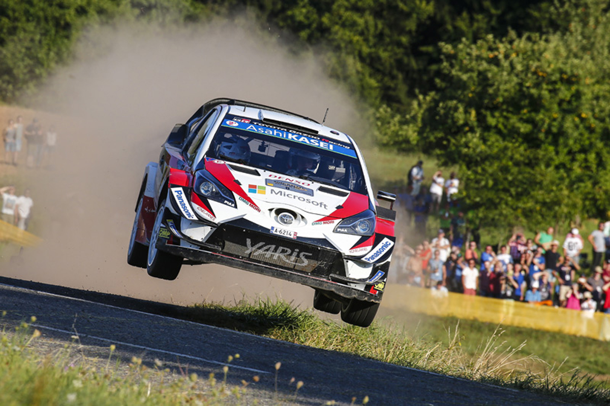 WRC ラリー・ドイチェランド