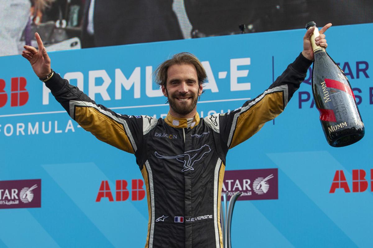 F1 ジャン・エリック・ベルニュ