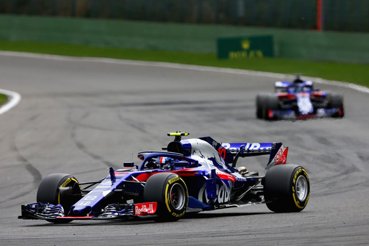 F1 ホンダF1 ベルギーGP