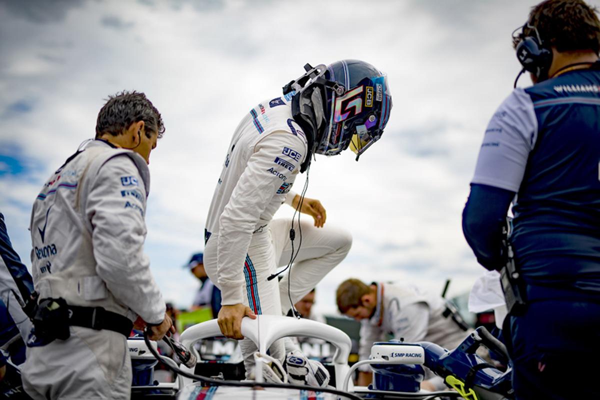 F1 ウィリアムズ