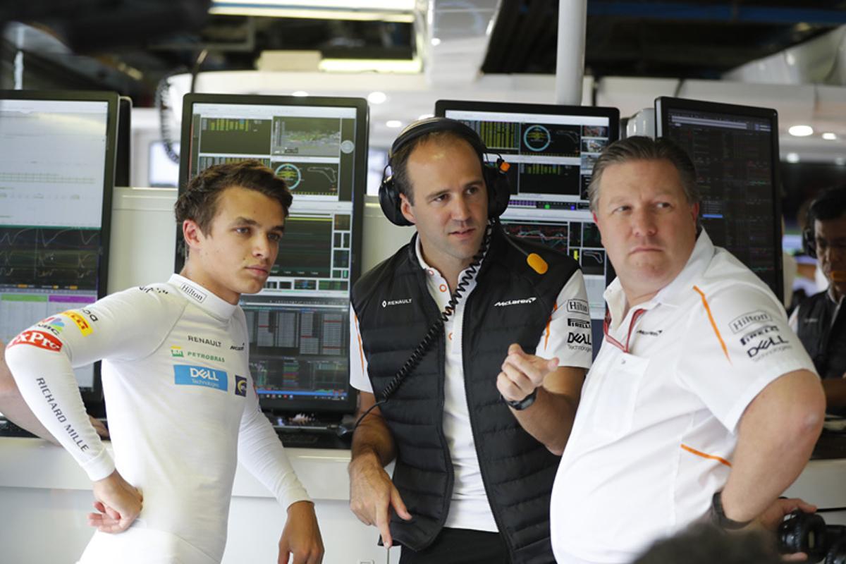 F1 ランド・ノリス イタリアGP