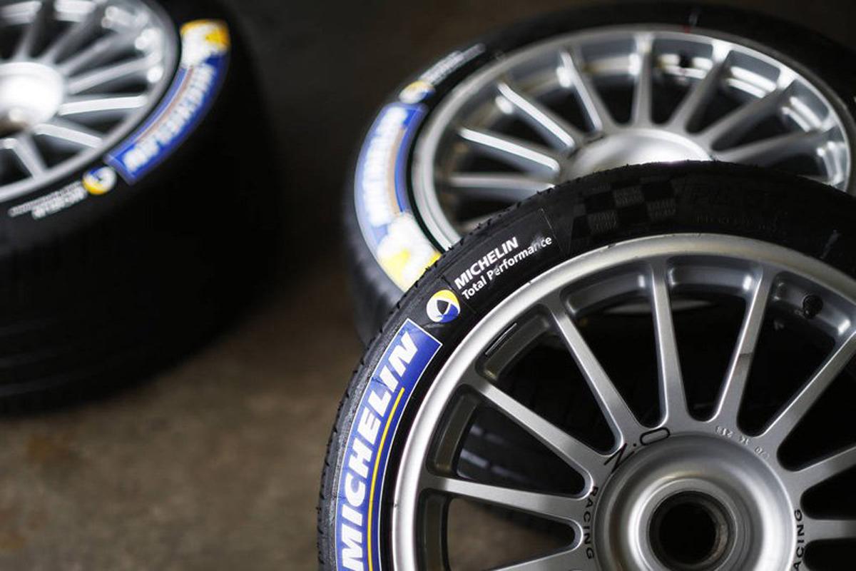 F1 ミシュラン
