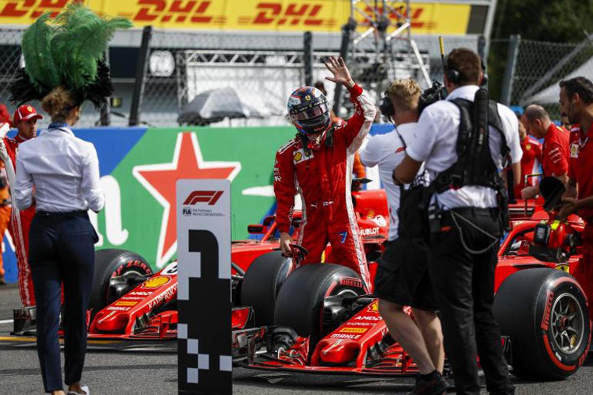 F1 イタリアGP