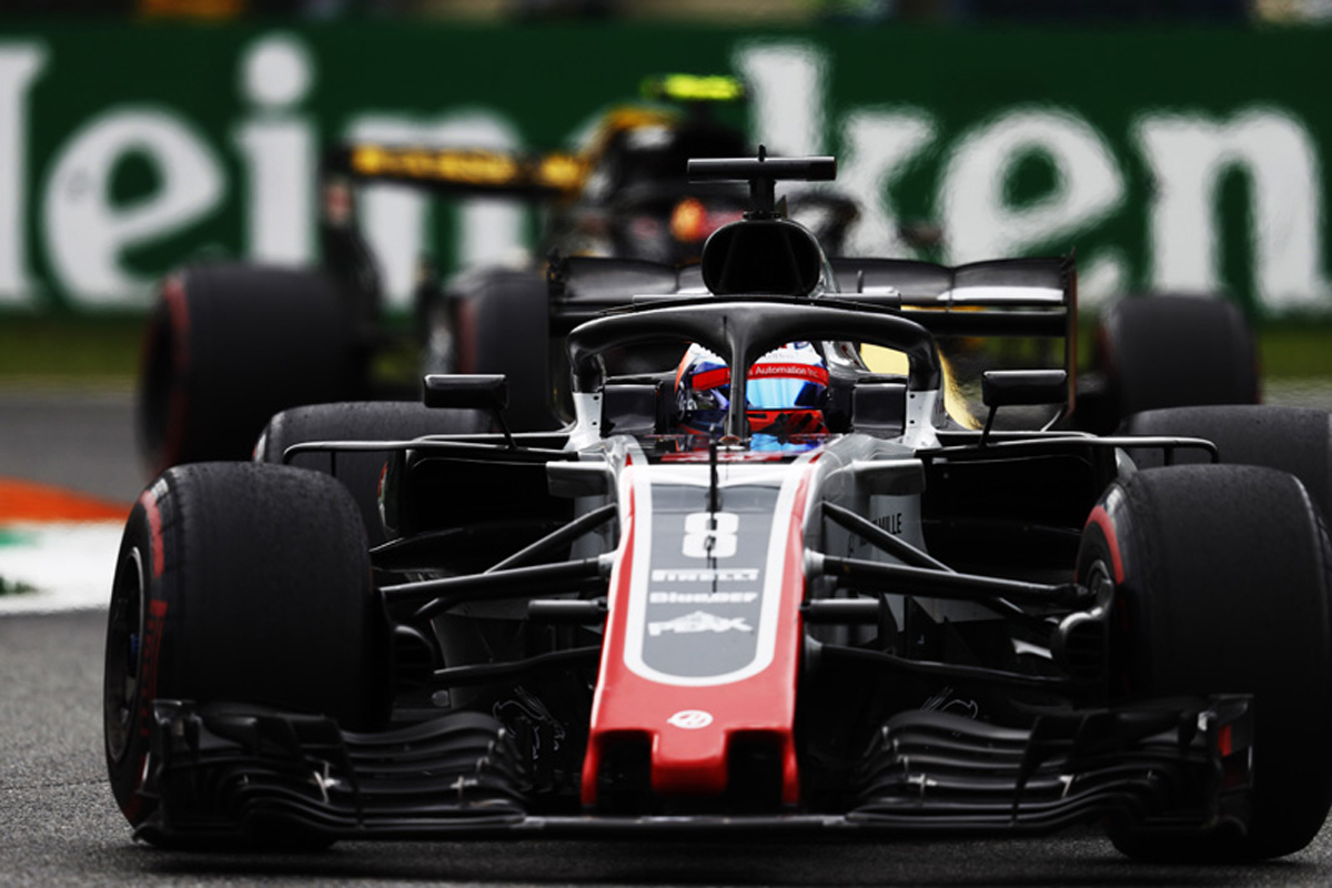 F1 ハースF1チーム ルノーF1
