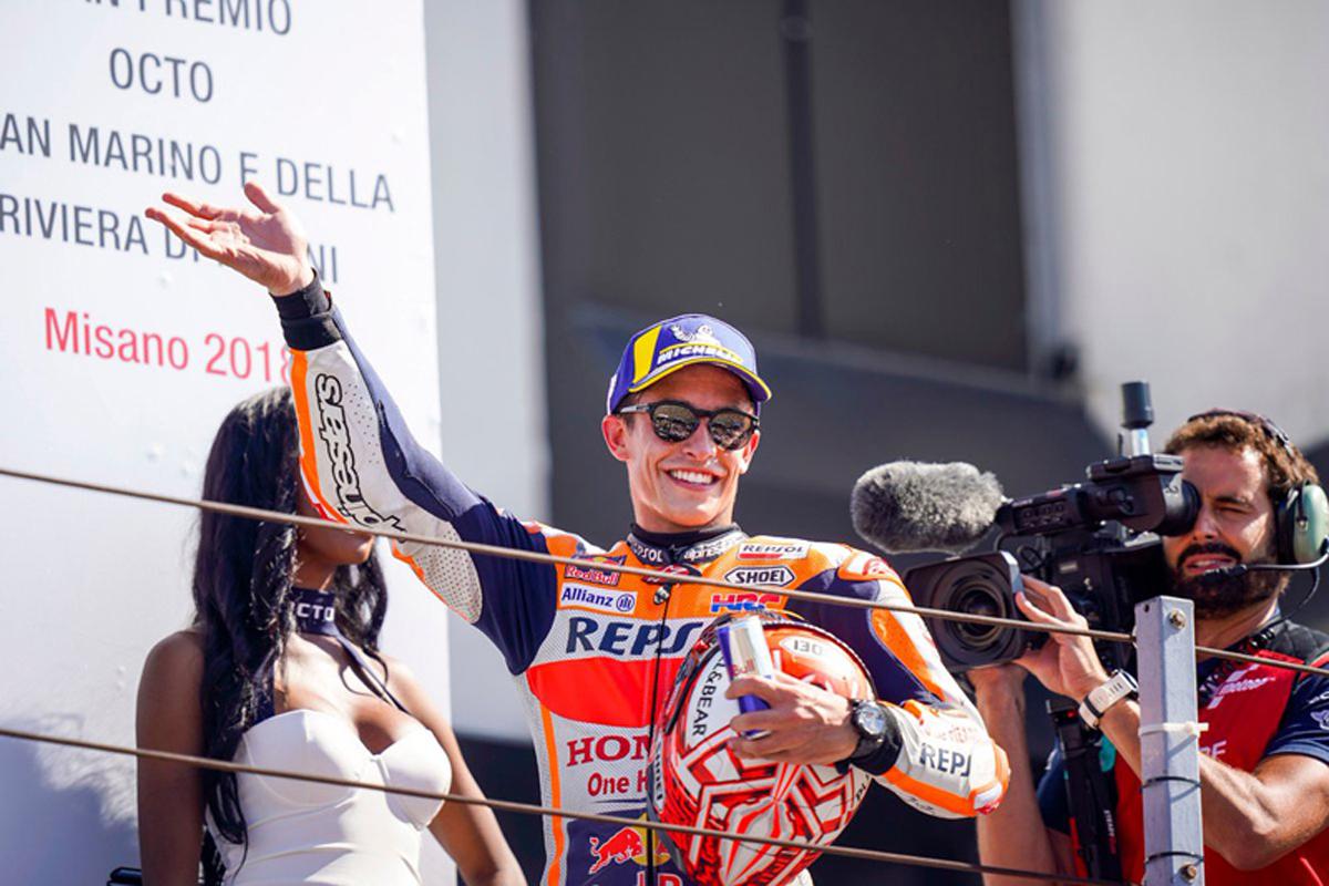 MotoGP ホンダ サンマリノGP
