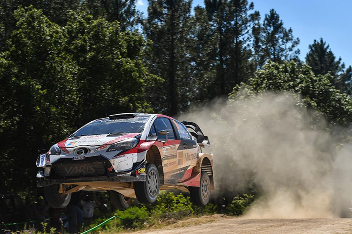 WRC トヨタ ラリー・トルコ