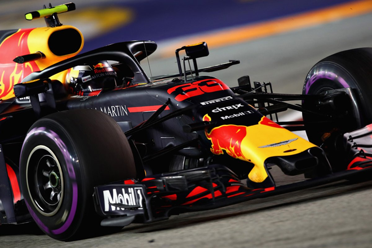 F1 レッドブル・レーシング シンガポールGP