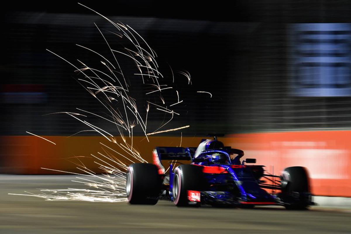 F1 ホンダF1 シンガポールGP