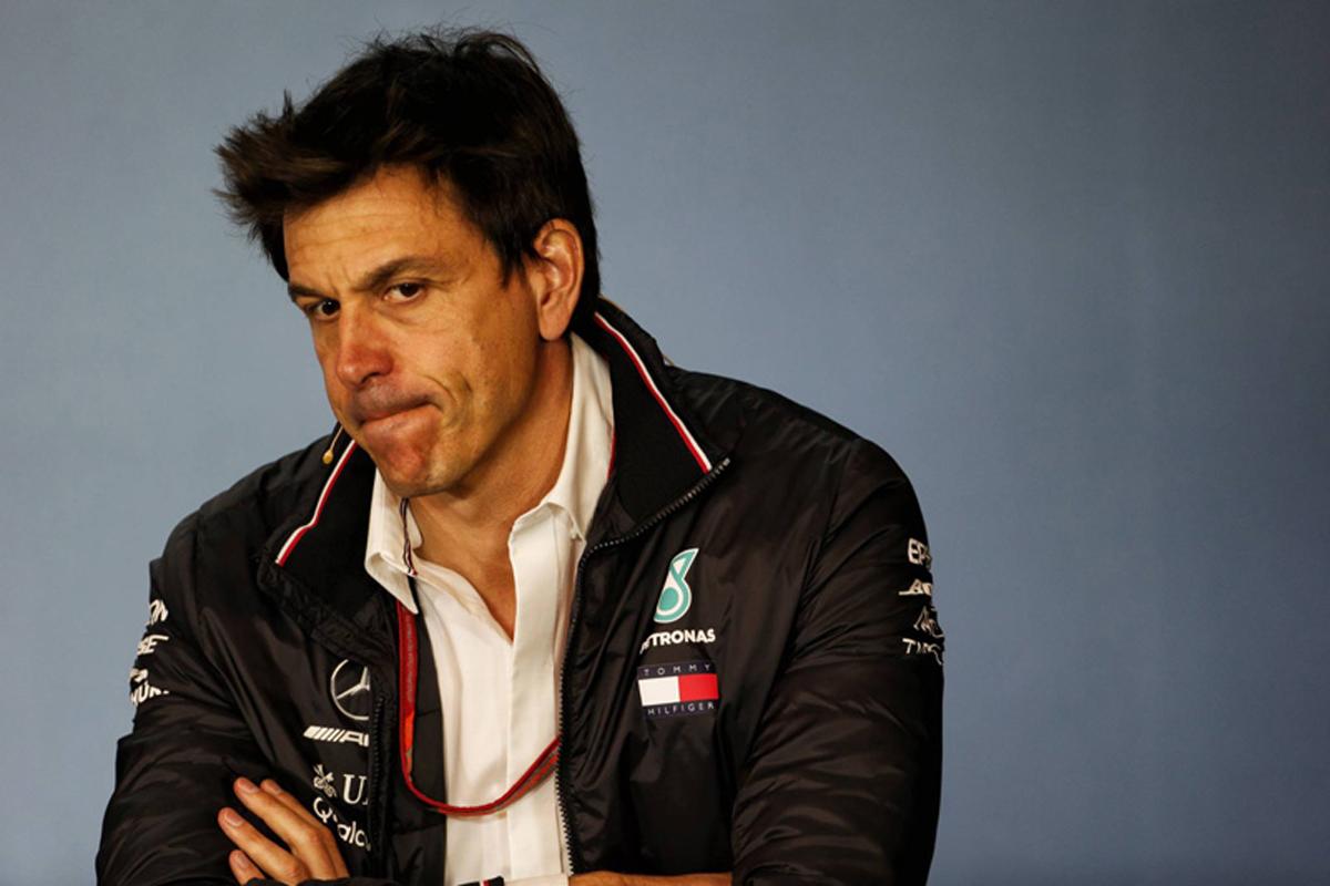 F1 メルセデス エステバン・オコン