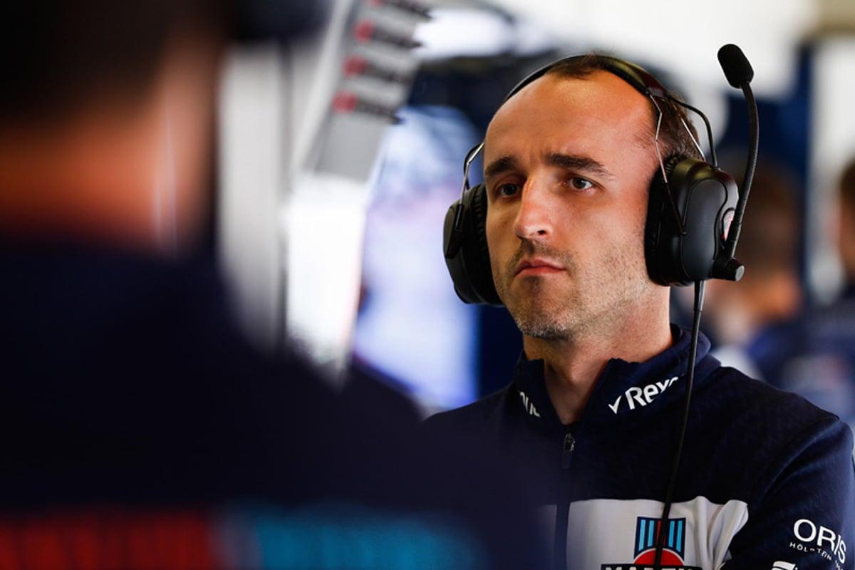 F1 ロバート・クビサ トロロッソ・ホンダ