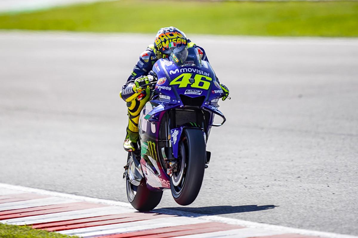 MotoGP ヤマハ アラゴンGP