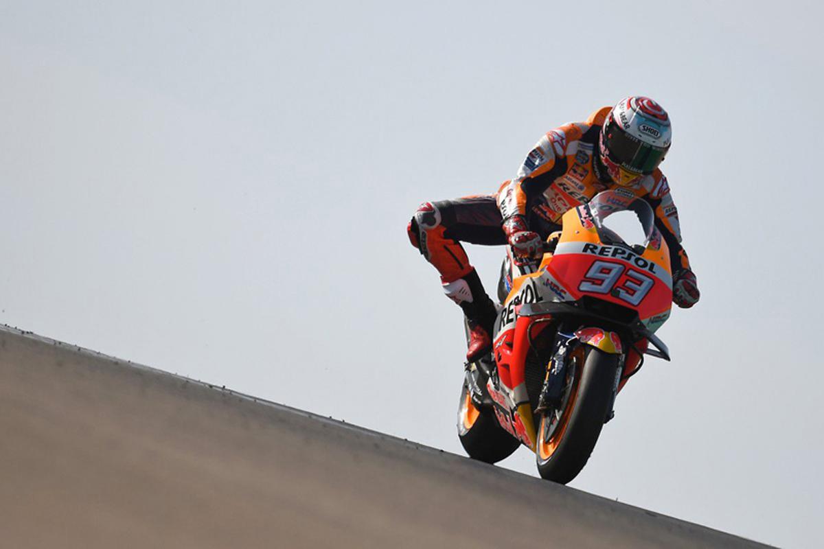 MotoGP ホンダ アラゴンGP