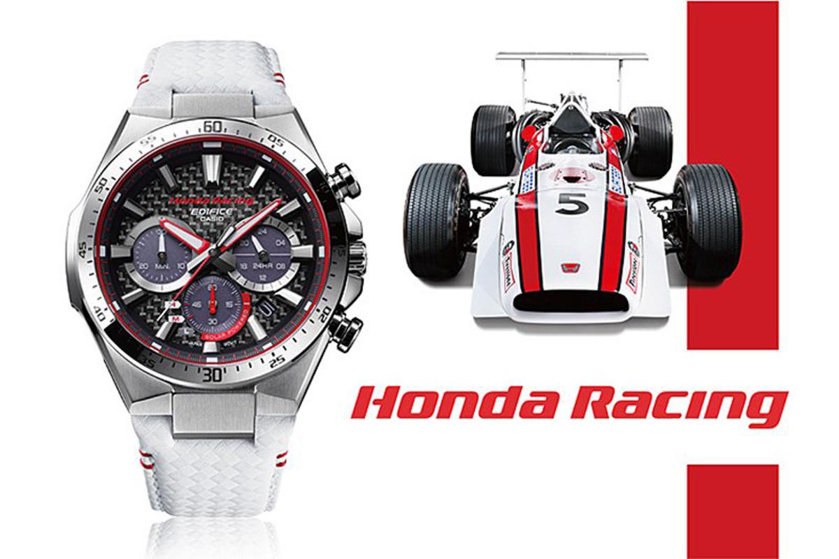 F1 ホンダF1 カシオ