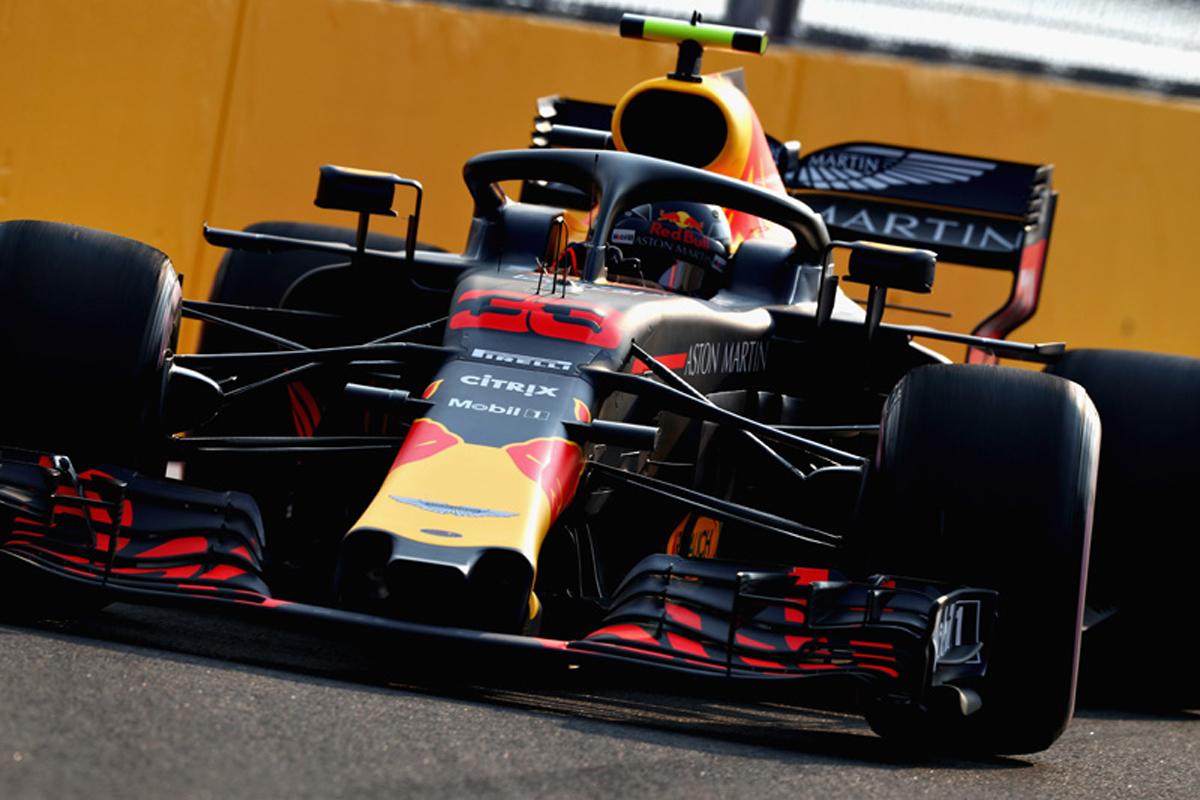 F1 レッドブル・レーシング ロシアGP