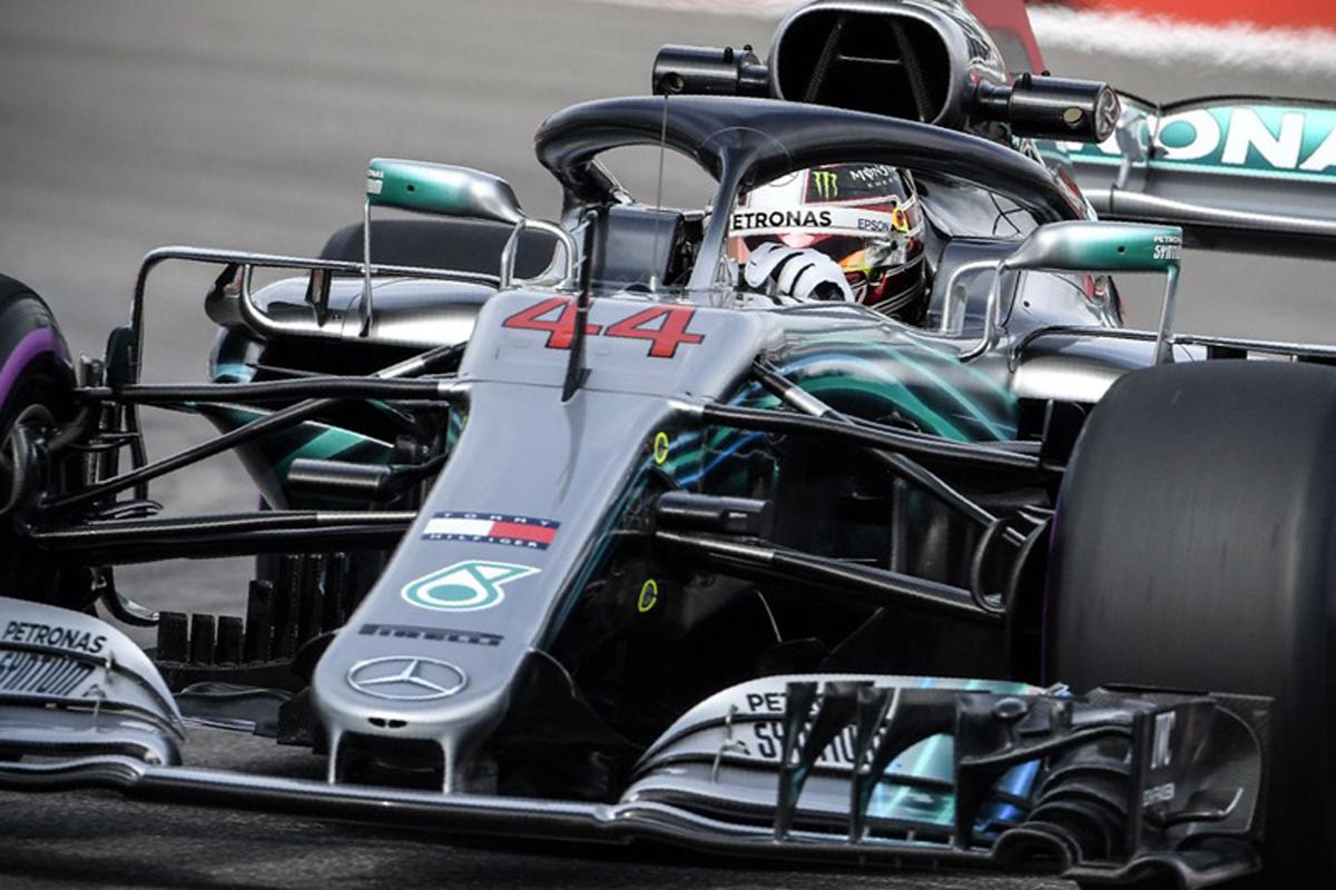 F1 ロシアGP フリー走行2回目 結果