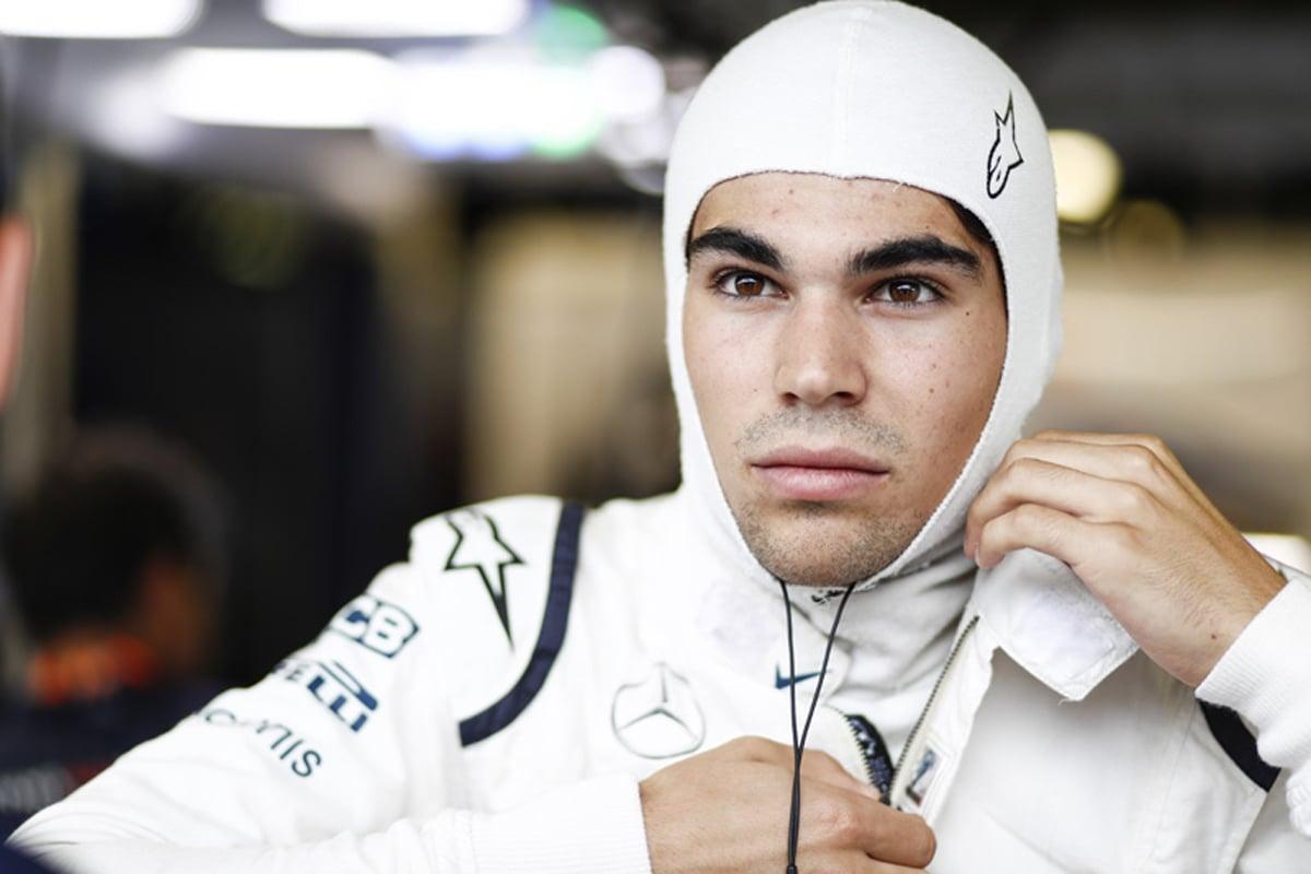 F1 ランス・ストロール ウィリアムズ