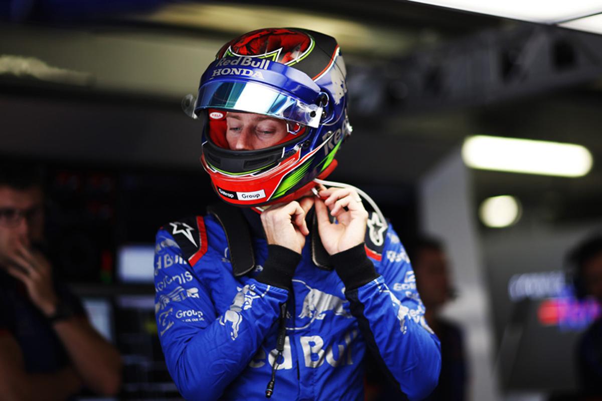 F1 ブレンドン・ハートレー トロロッソ・ホンダ ロシアGP