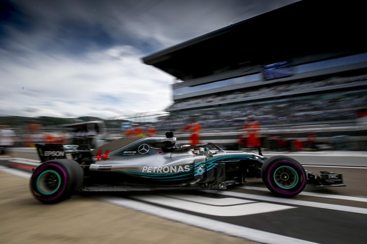 F1 ロシアGP フリー走行3回目 結果
