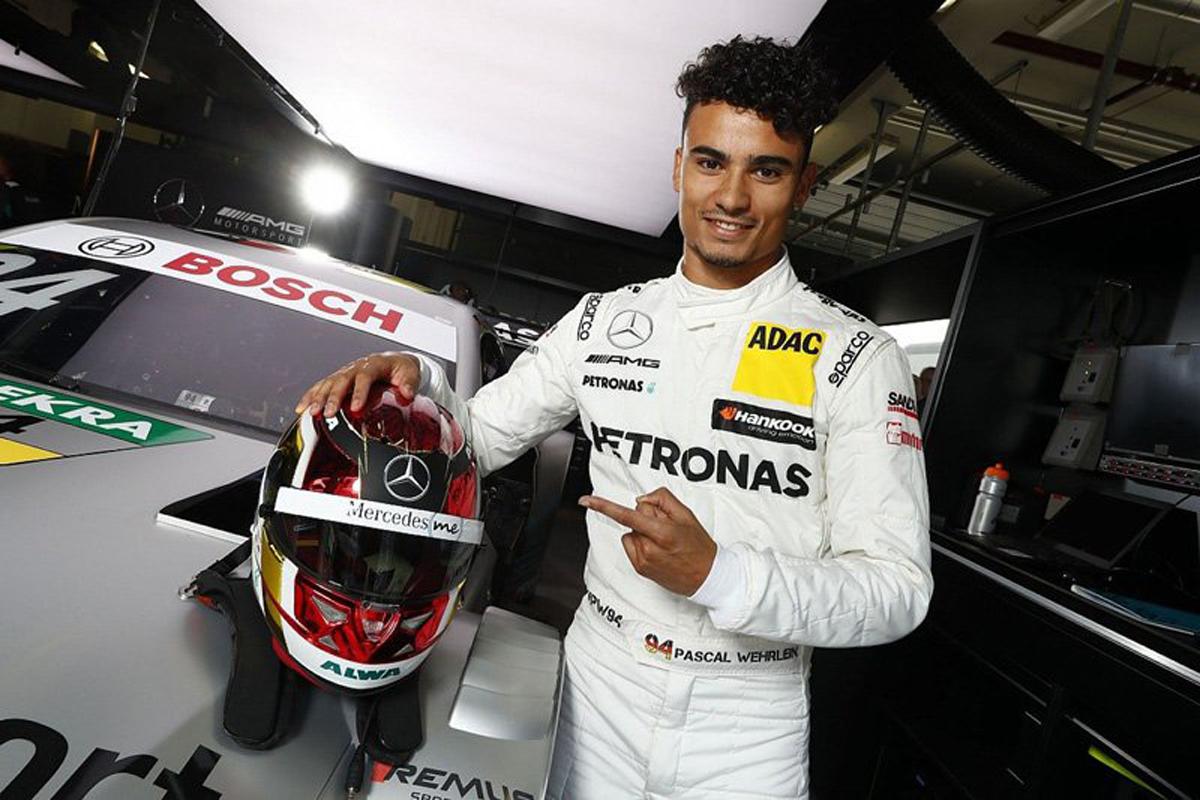 F1 パスカル・ウェーレイン トロロッソ・ホンダ