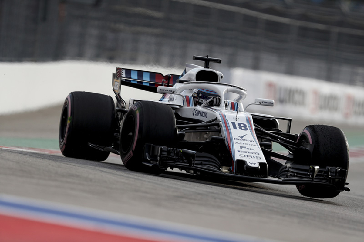 F1 ウィリアムズ ロシアGP