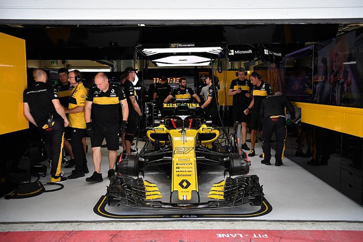 F1 ルノーF1 ロシアGP