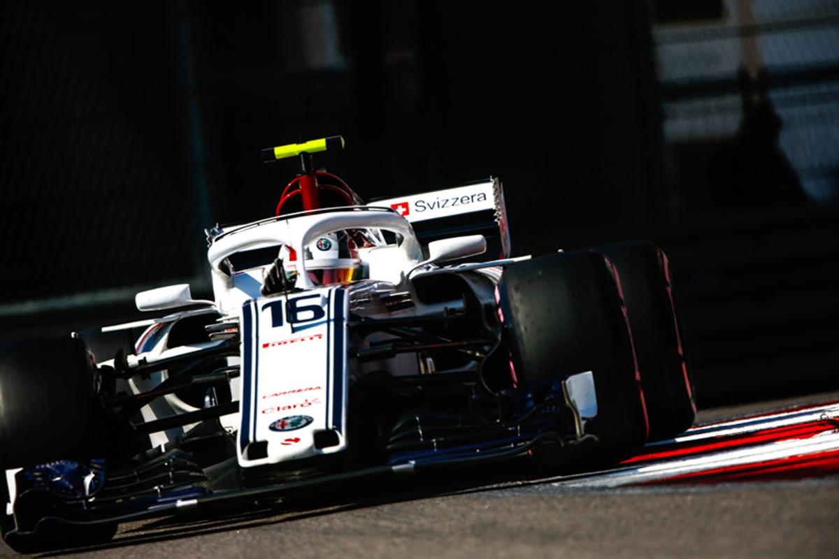 F1 ザウバー ロシアGP 予選