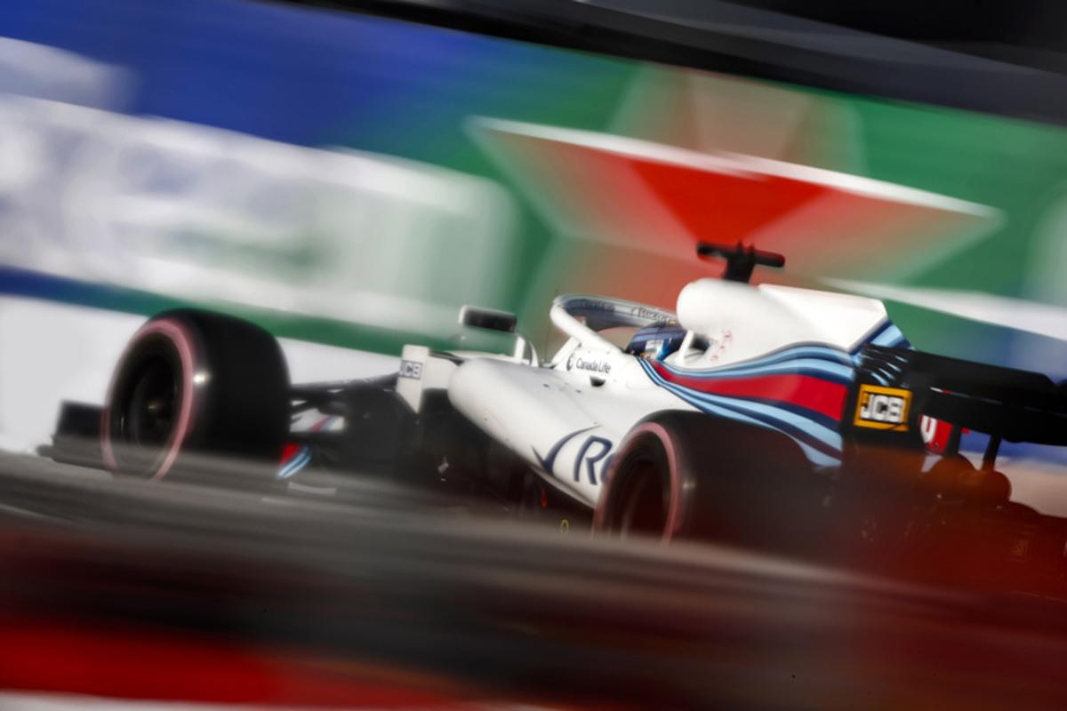 F1 ウィリアムズ ロシアGP 予選