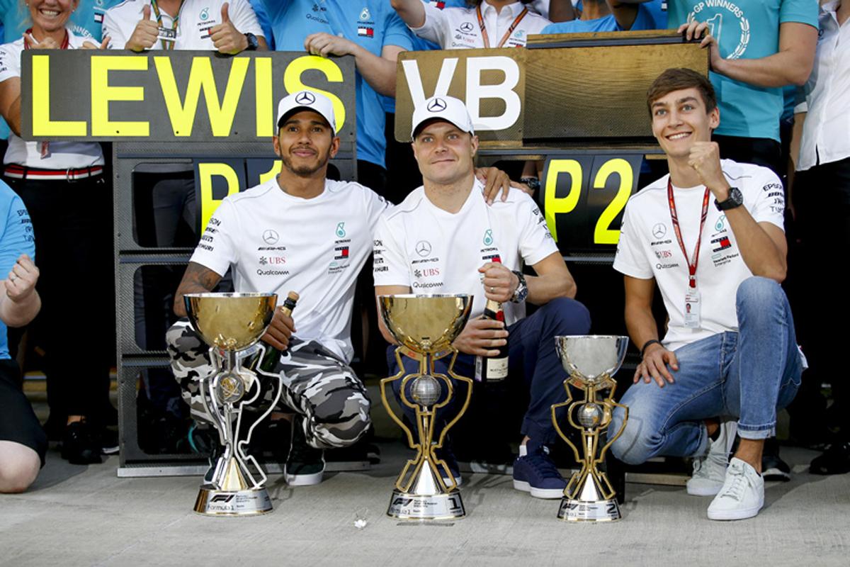F1 ルイス・ハミルトン ロシアGP