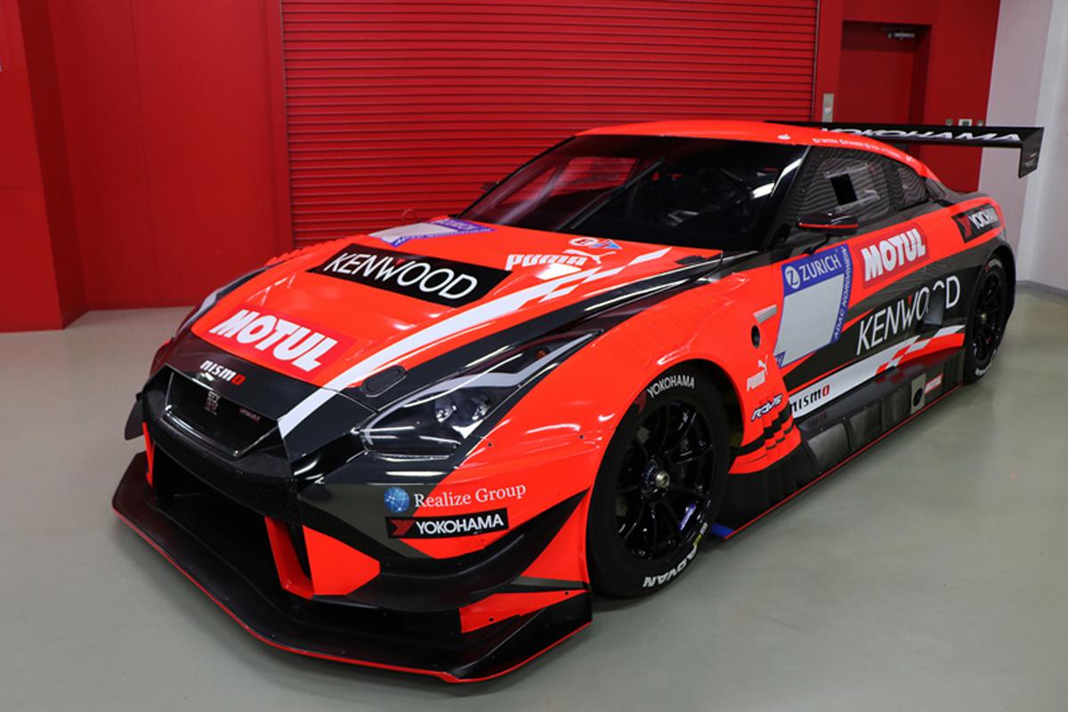 日産自動車 KONDO RACING