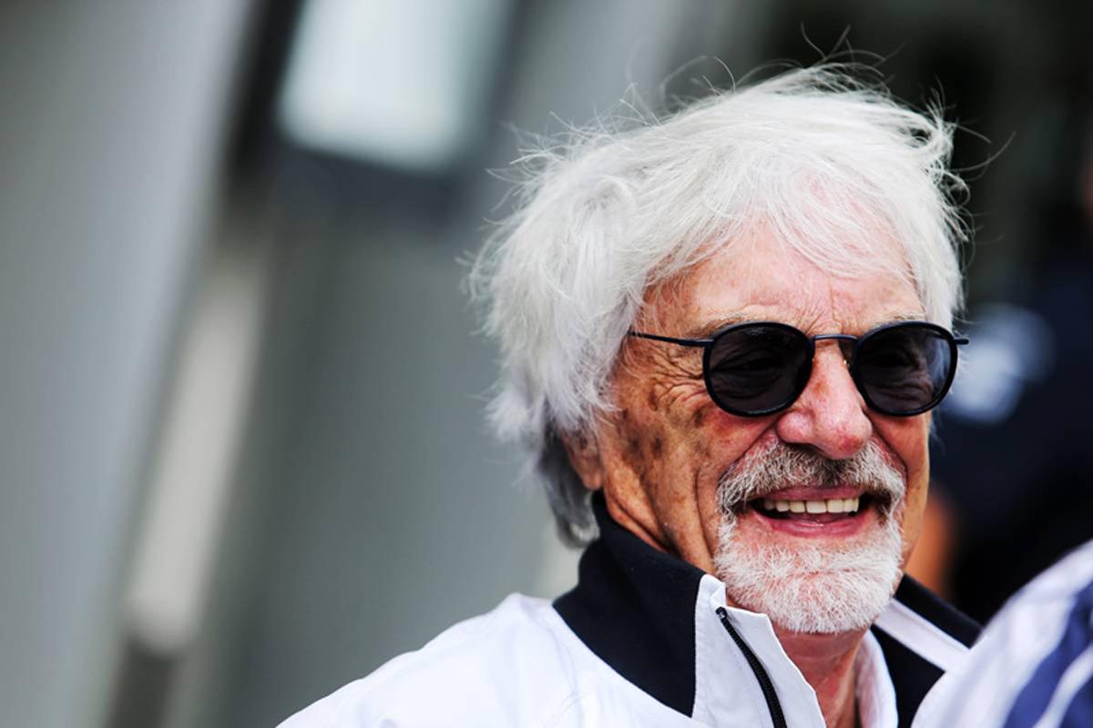 F1 バーニー・エクレストン フェラーリ