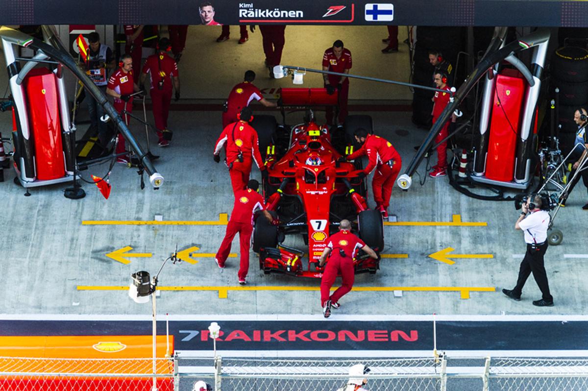 F1 フェラーリ 日本GP