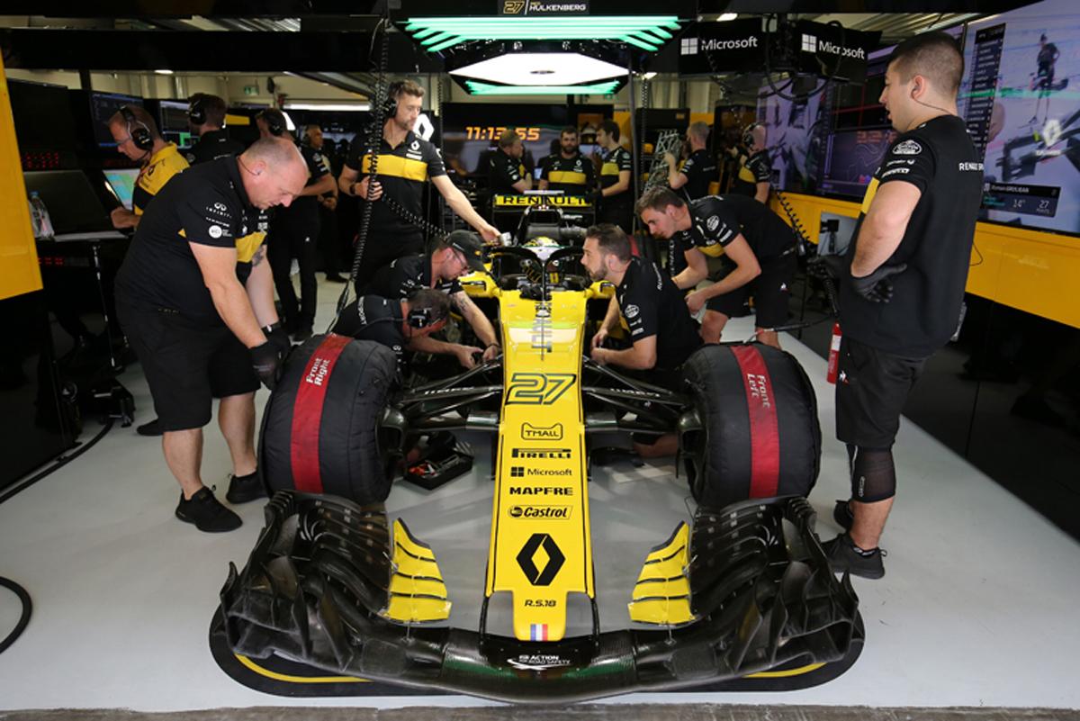 F1 国際自動車連盟