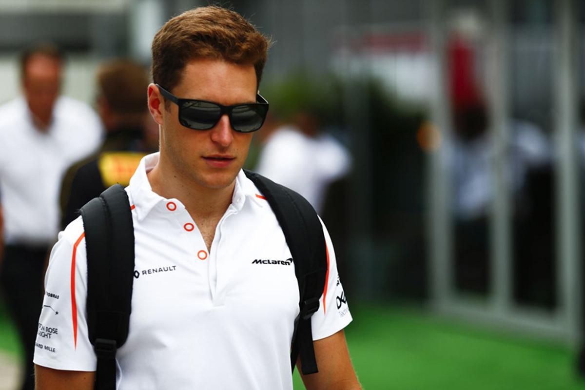 F1 ストフェル・バンドーン マクラーレン 日本GP