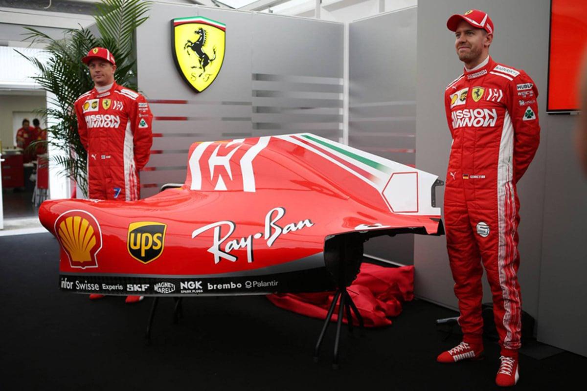 F1 フェラーリ フィリップ モリス