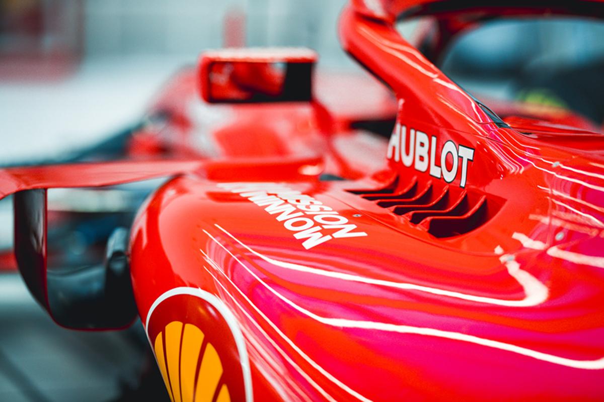 フェラーリ F1日本GP