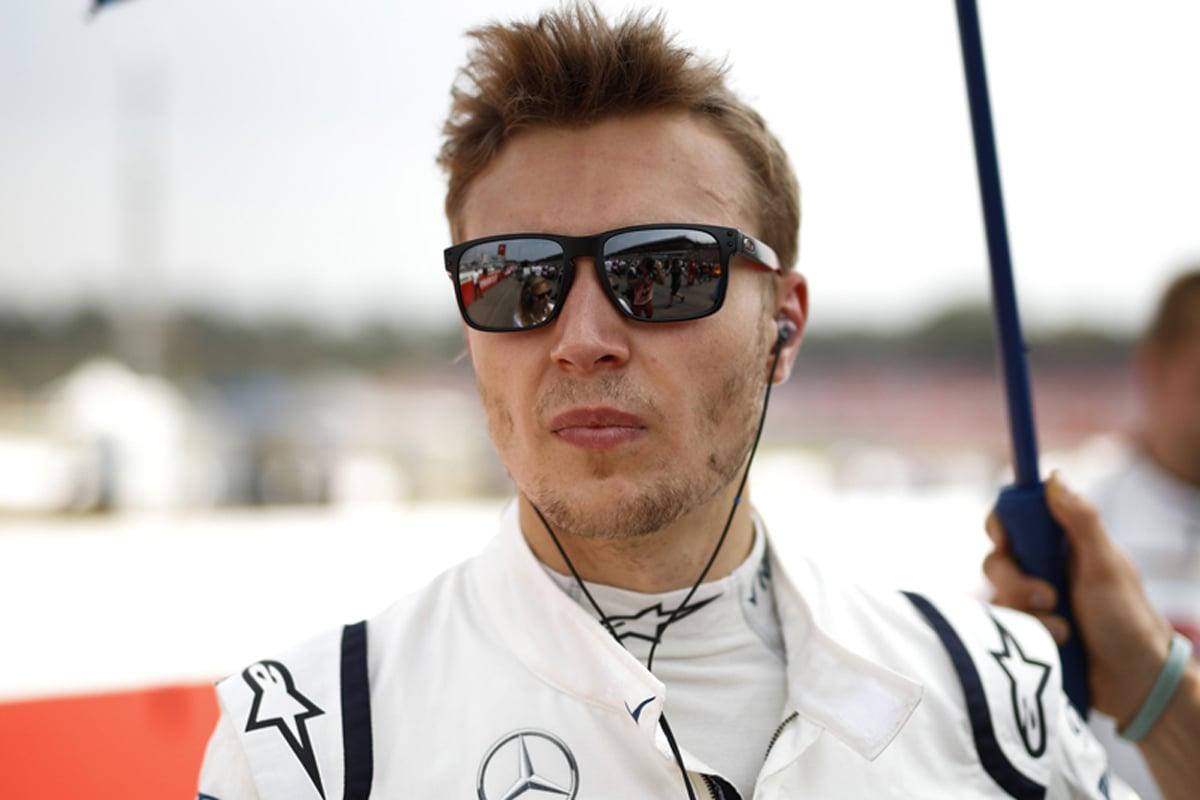 F1 セルゲイ・シロトキン 鈴鹿サーキット