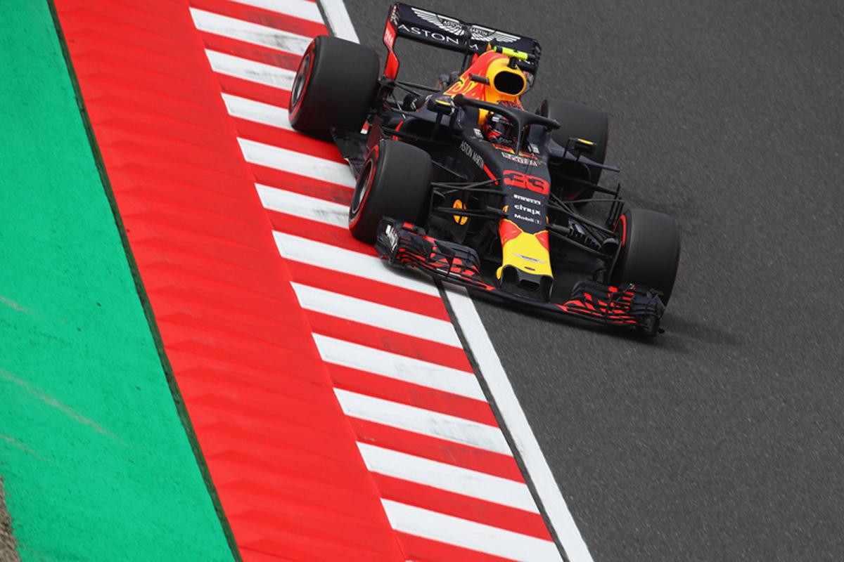 F1 レッドブル・レーシング 日本GP