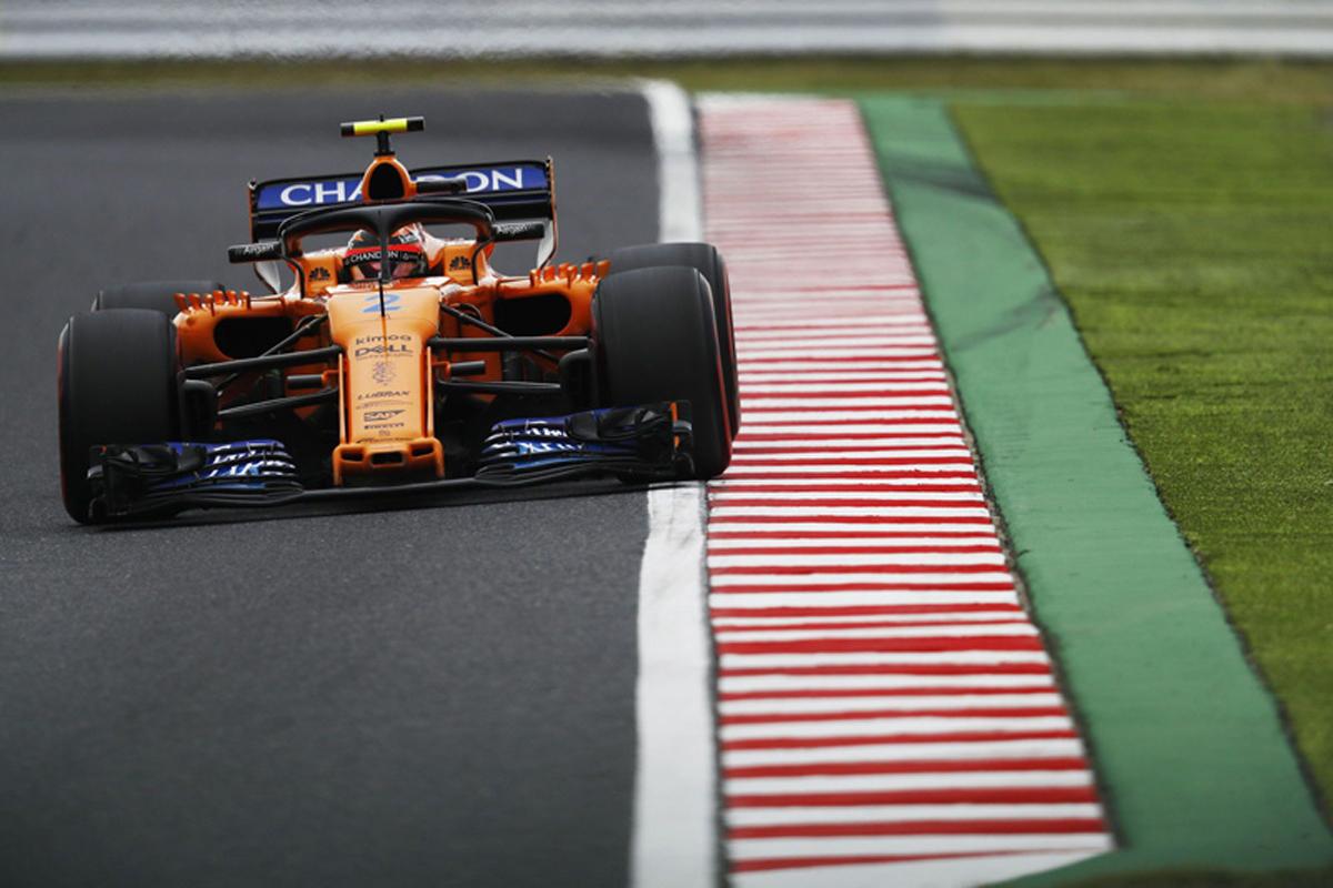F1 マクラーレンF1 日本GP