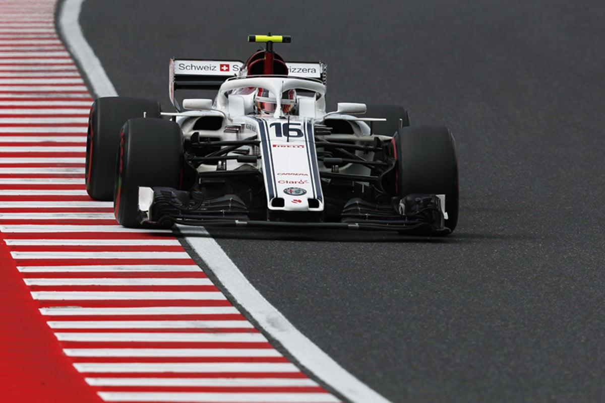 F1 ザウバーF1 日本GP