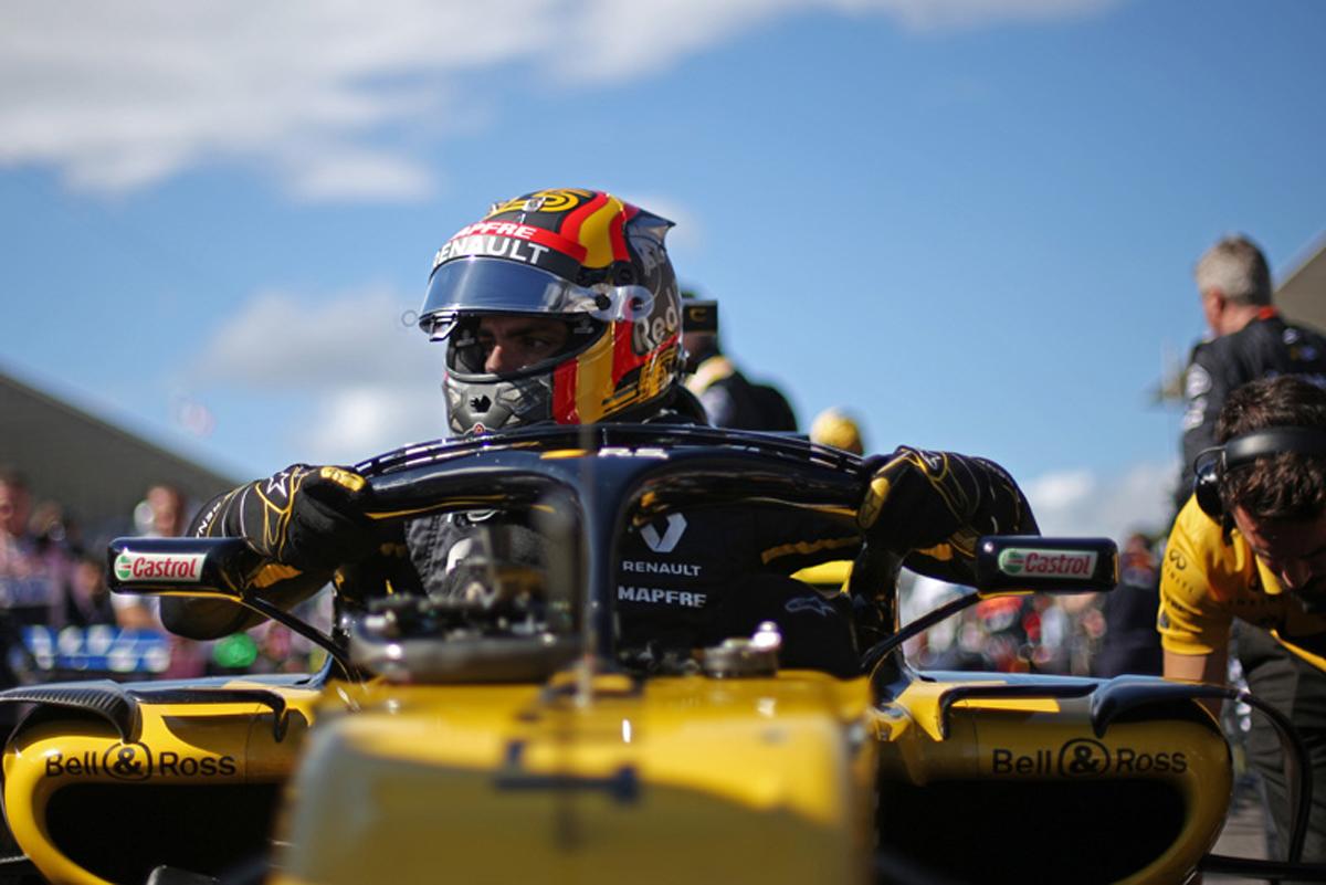 F1 カルロス・サインツ 日本GP