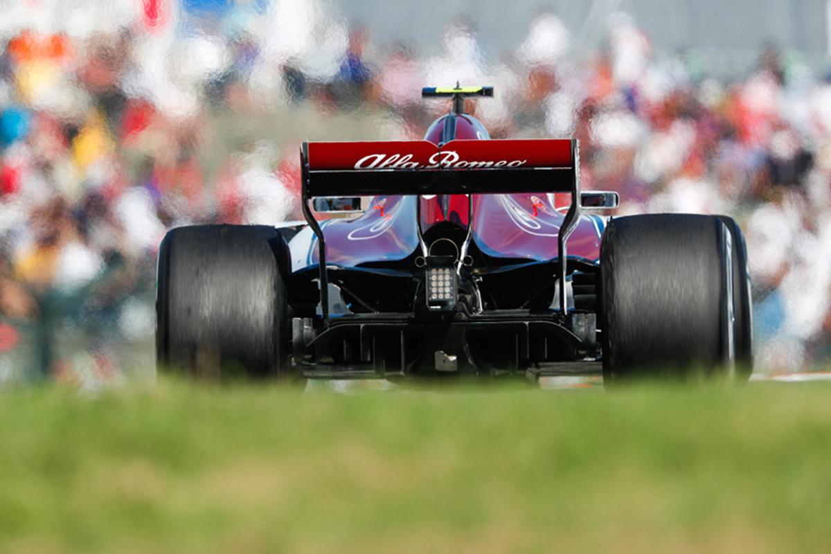 F1 ザウバー 日本グランプリ