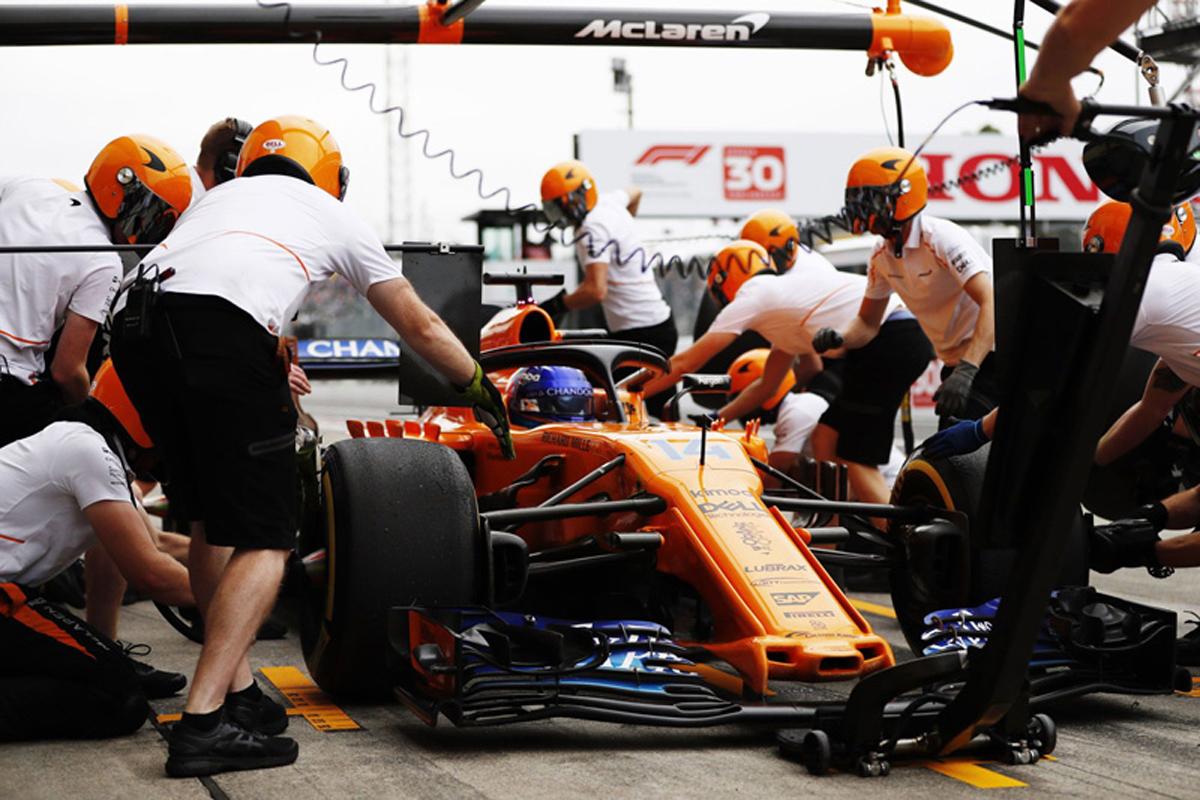 F1 マクラーレン 日本GP