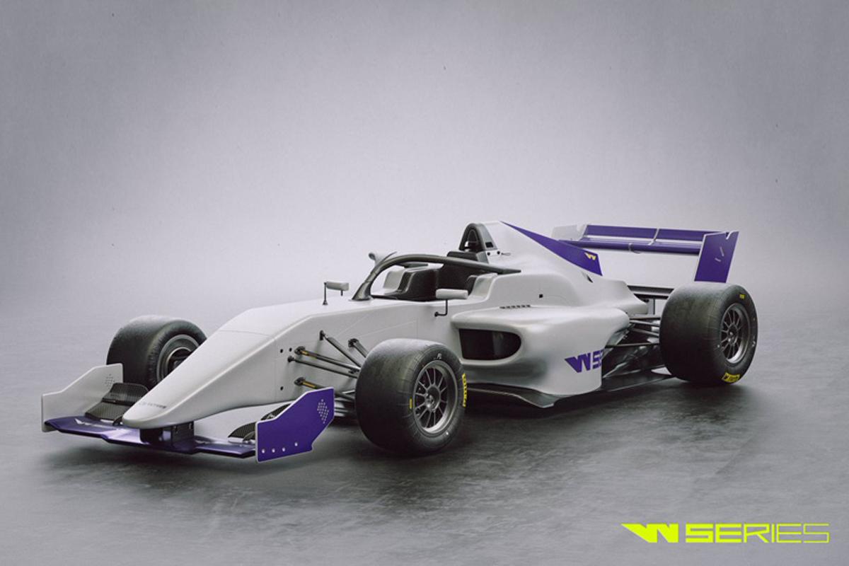 Wシリーズ 女性ドライバー