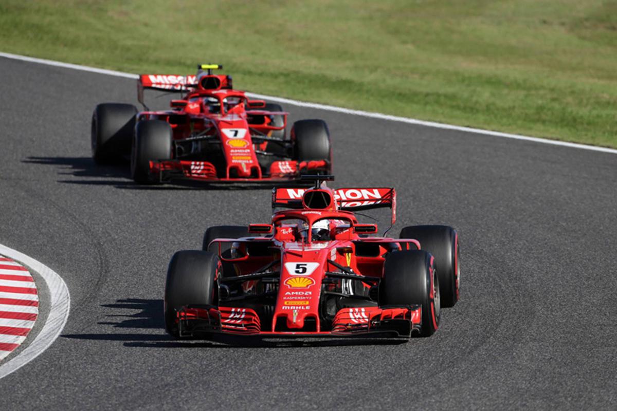 F1 フェラーリ 国際自動車連盟