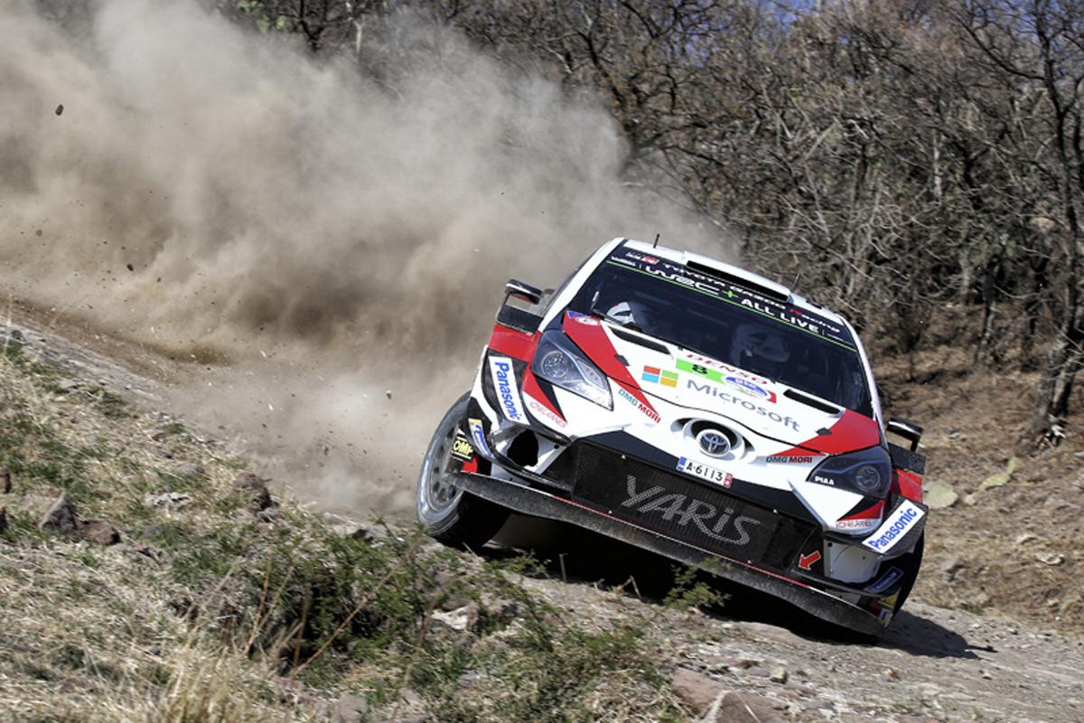 ラリージャパン WRC