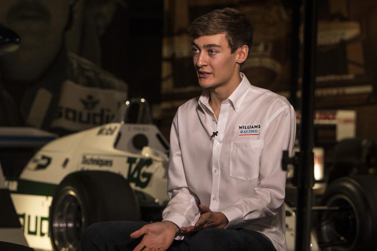 F1 ジョージ・ラッセル ウィリアムズ