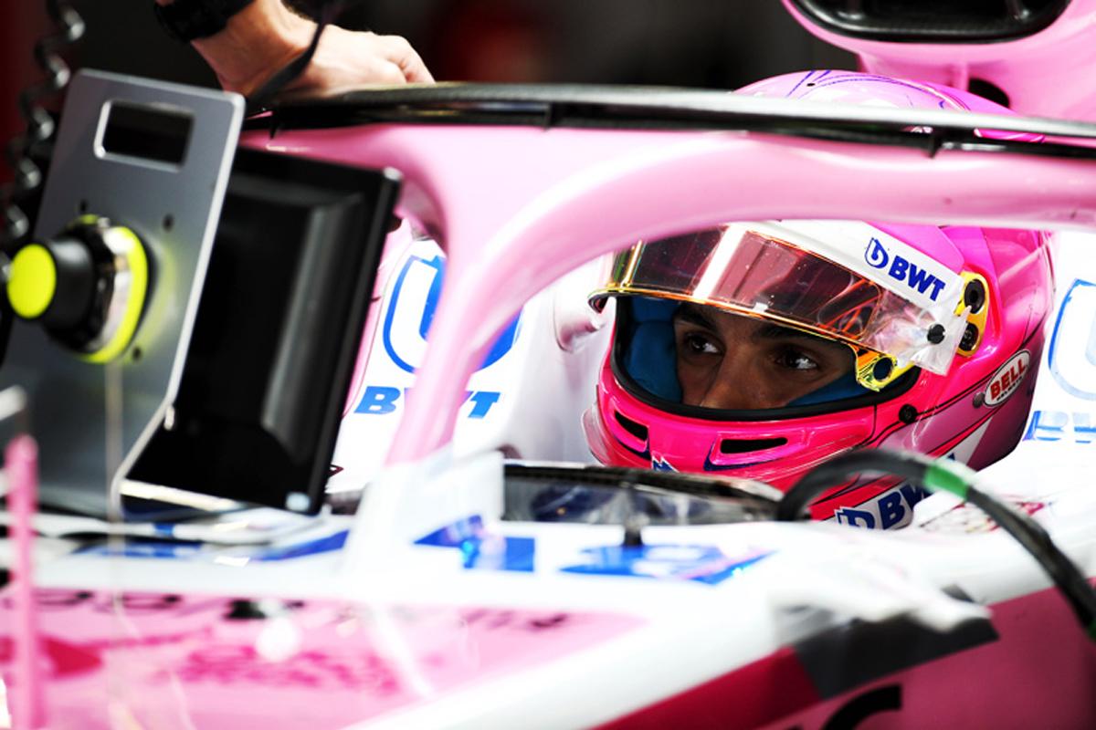 F1 ウィリアムズ エステバン・オコン