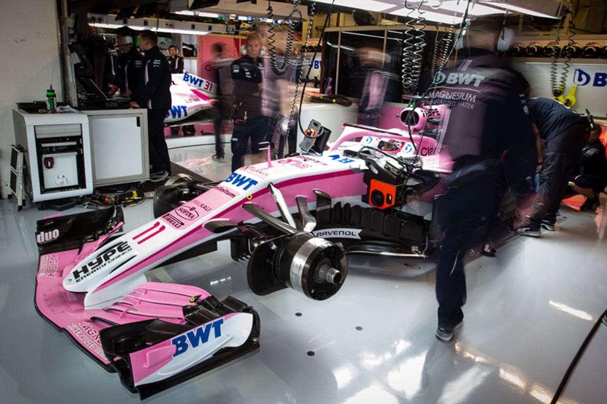 F1 フォースインディア 2019年のF1世界選手権