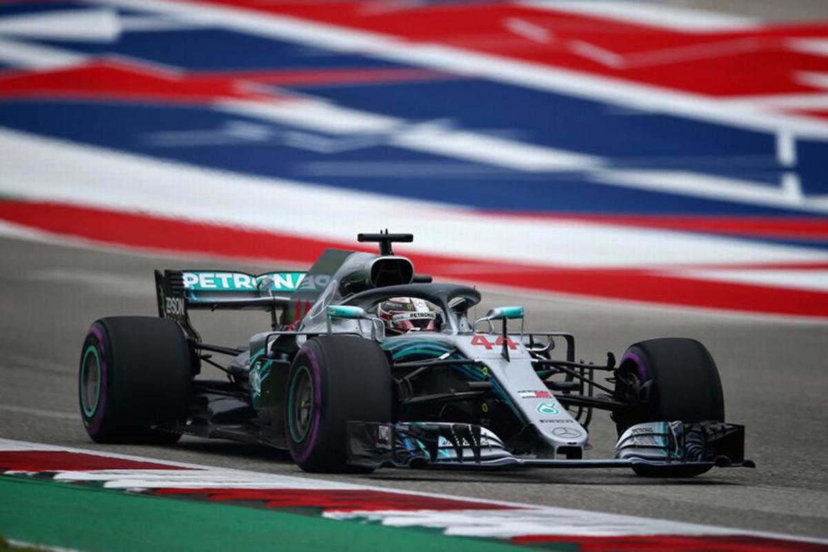 F1 アメリカGP 予選 結果
